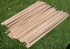 Круглая буковая рейка, круглый деревянный профиль, круглая палочка из дерева, круглая палочка из дерева